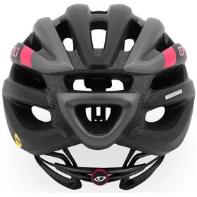 Giro Saga Helmet Women Matte Black/Pink Race